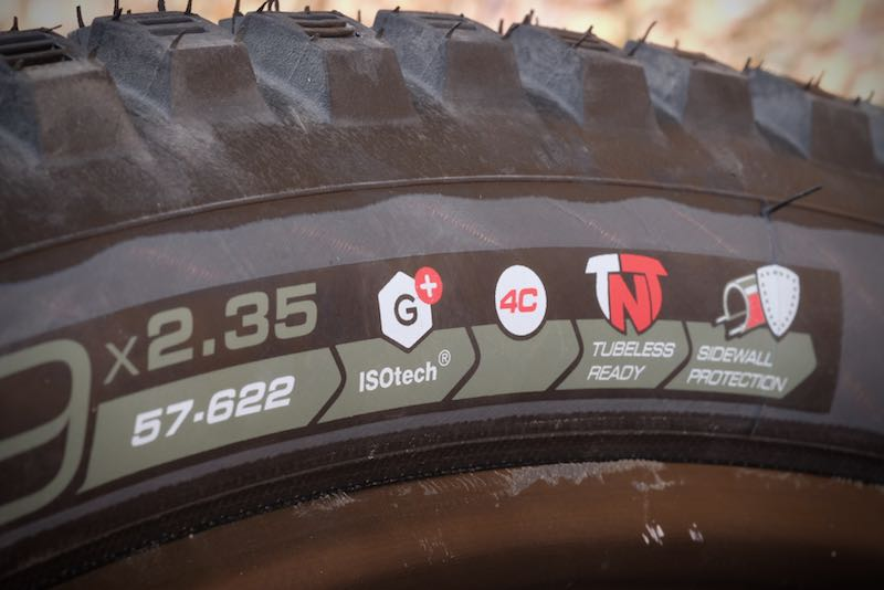 We talk about mountain bike tires tires with Vittoria's Ken Avery.
