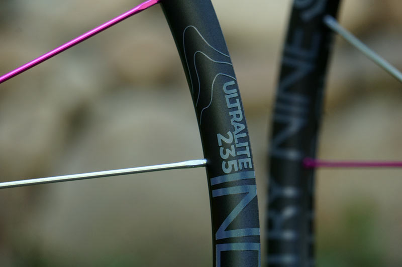 2018 Industry Nine Torch Road Alloy UL235 cyclocross wheels ride review and first impressions