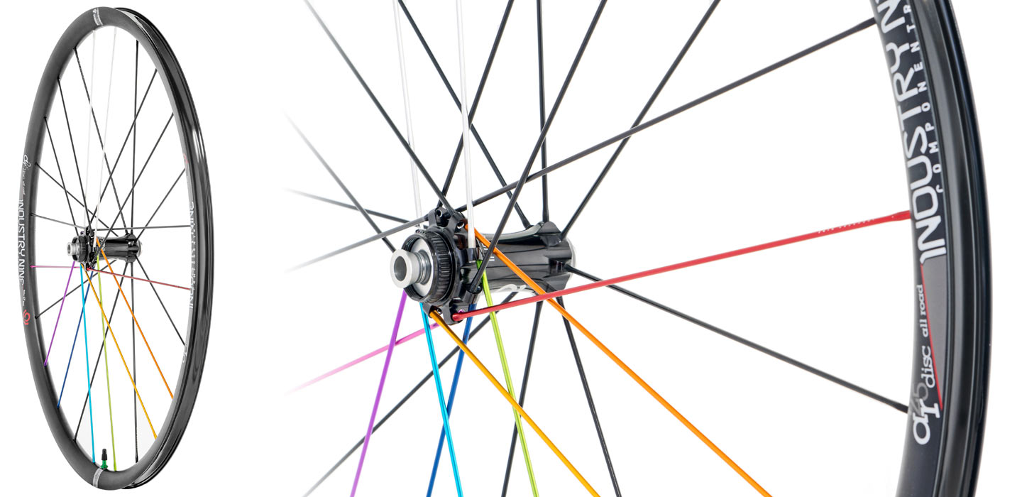 Industry Nine AR25 Torch Road Alloy all-road and bikepacking adventure bicycle wheels