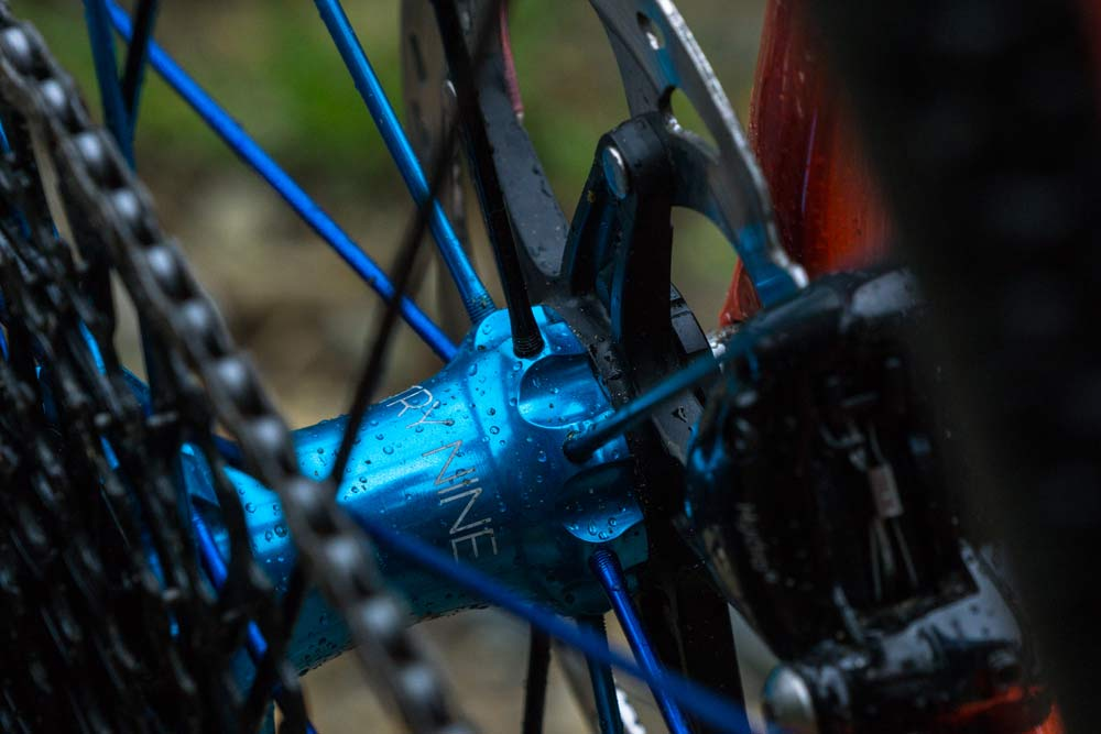 Industry Nine Torch Road Alloy all-road ultra lightweight gravel and cyclocross wheelsets for racing and training