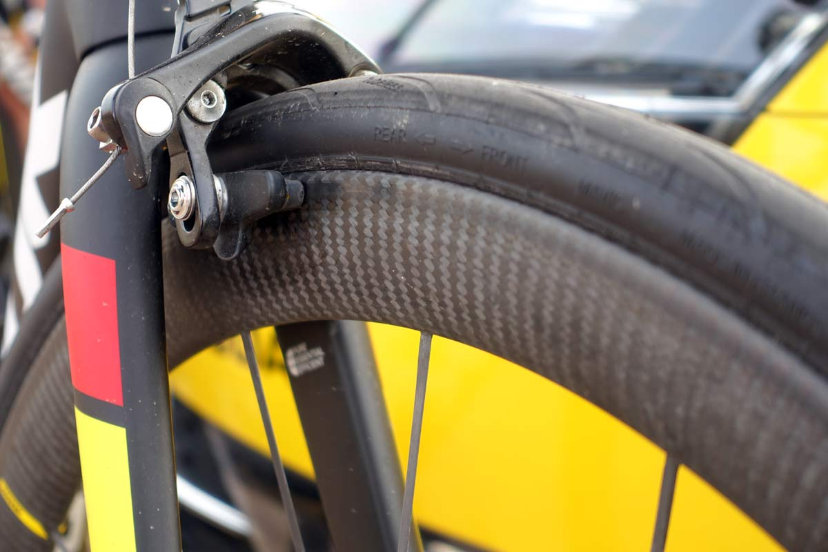 All-new Mavic Cosmic Ultimate UST is their lightest ever full carbon fiber clincher wheelset for road bikes and now comes with a UST tubeless ready rim