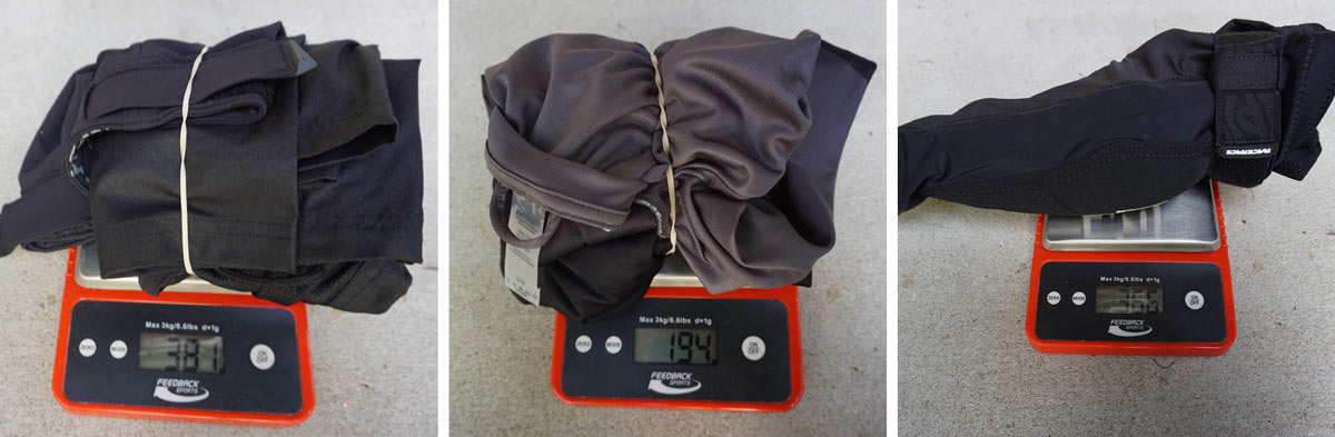 why you need to pay attention to clothing weight to maximize cycling performance