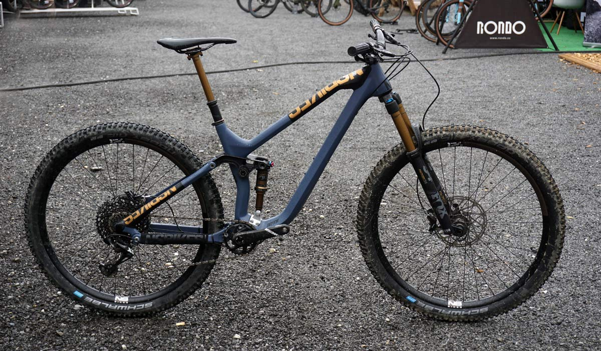 Trail Mountain Bikes >> Eb18 Ns Bikes Define Adjustable Travel 29er Trail To Enduro