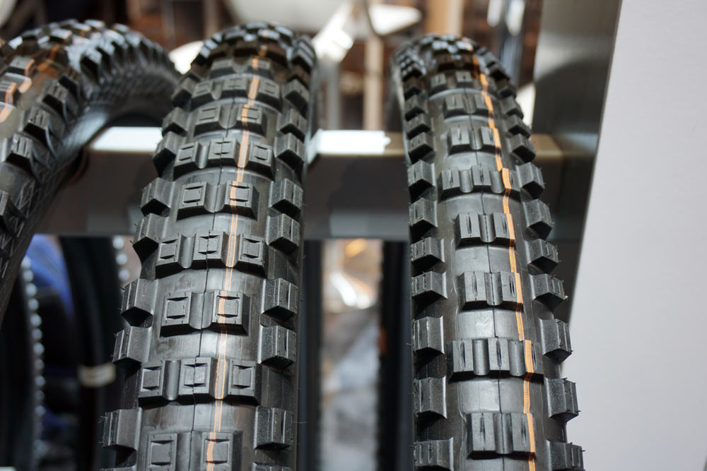 2019 Schwalbe Eddy Current front and rear specific eMTB mountain bike tires