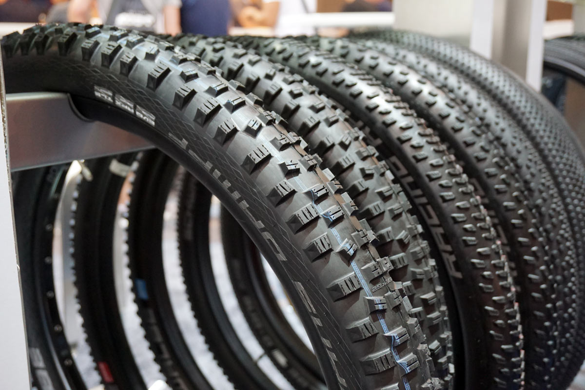 2019 Schwalbe mountain bike tires get wider sizes and 24-inch options