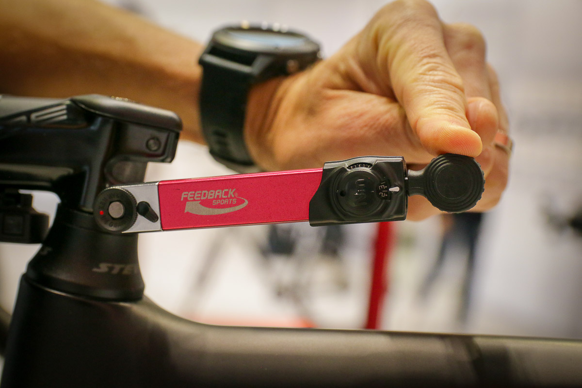 EB18: Feedback Sports perfects The Range ratcheting Torque wrench multi tool