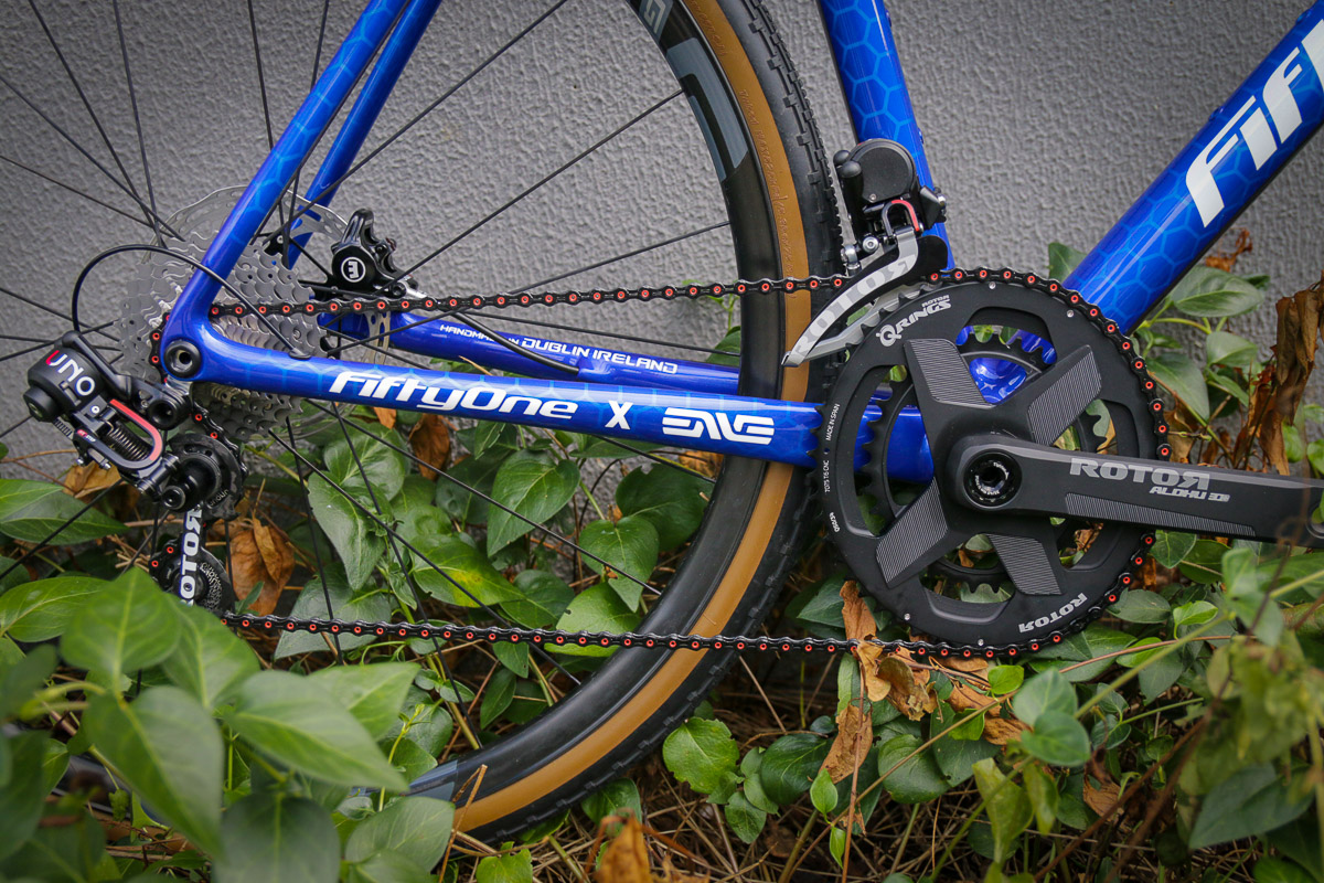 EB18: FiftyOne Steinès limited edition gravel bike will help you conquer new terrain