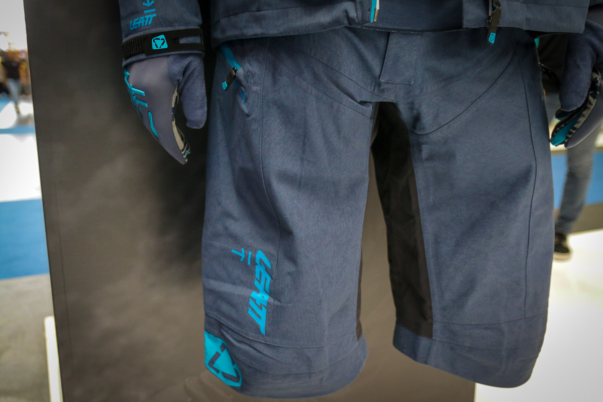 Leatt protects for less w/ new DBX 3.0 Full Face, updates 5.0 clothing, pads, more