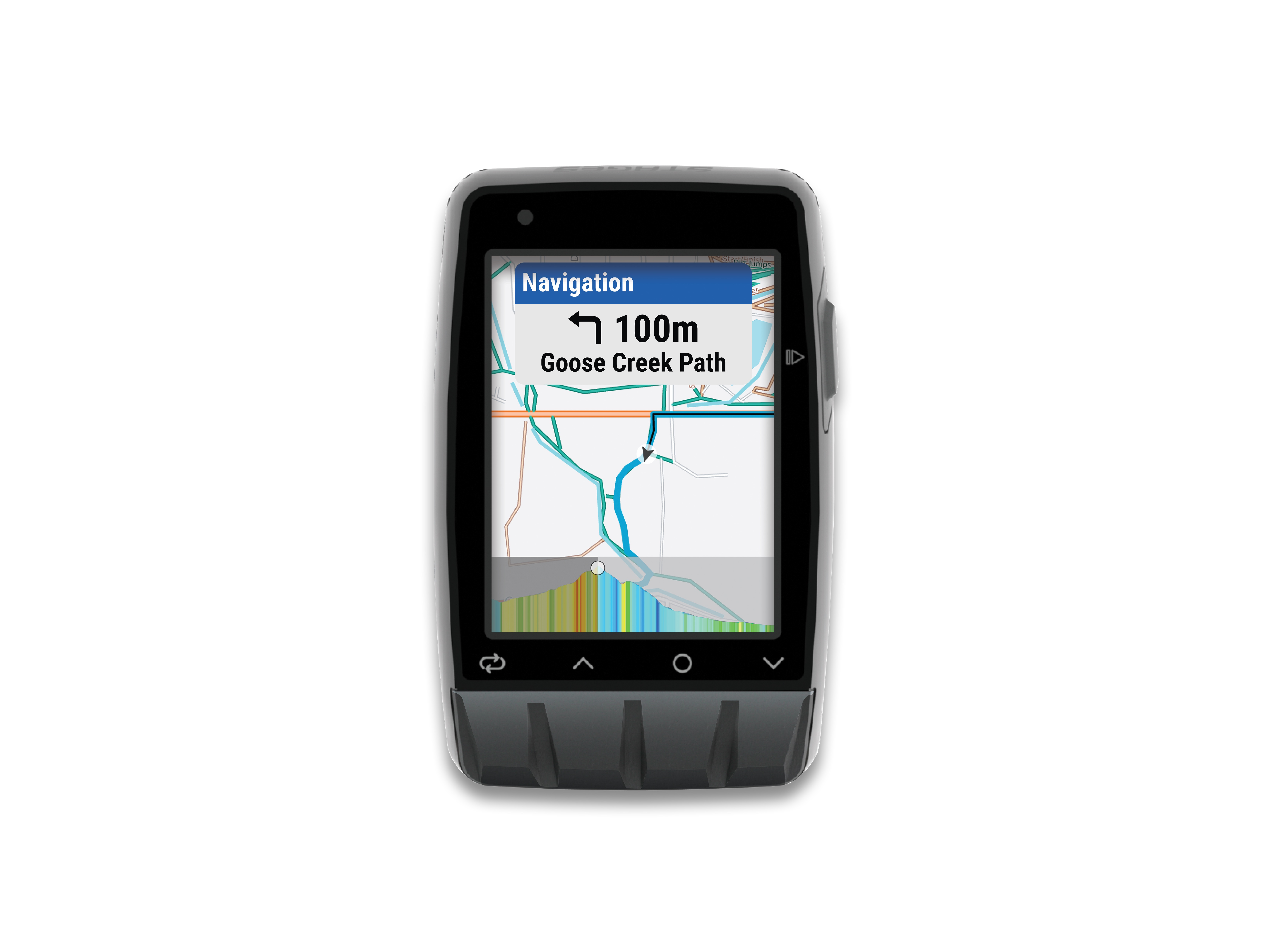 EB18: Stages Dash L50 & M50 head units offer full color cycling oriented mapping