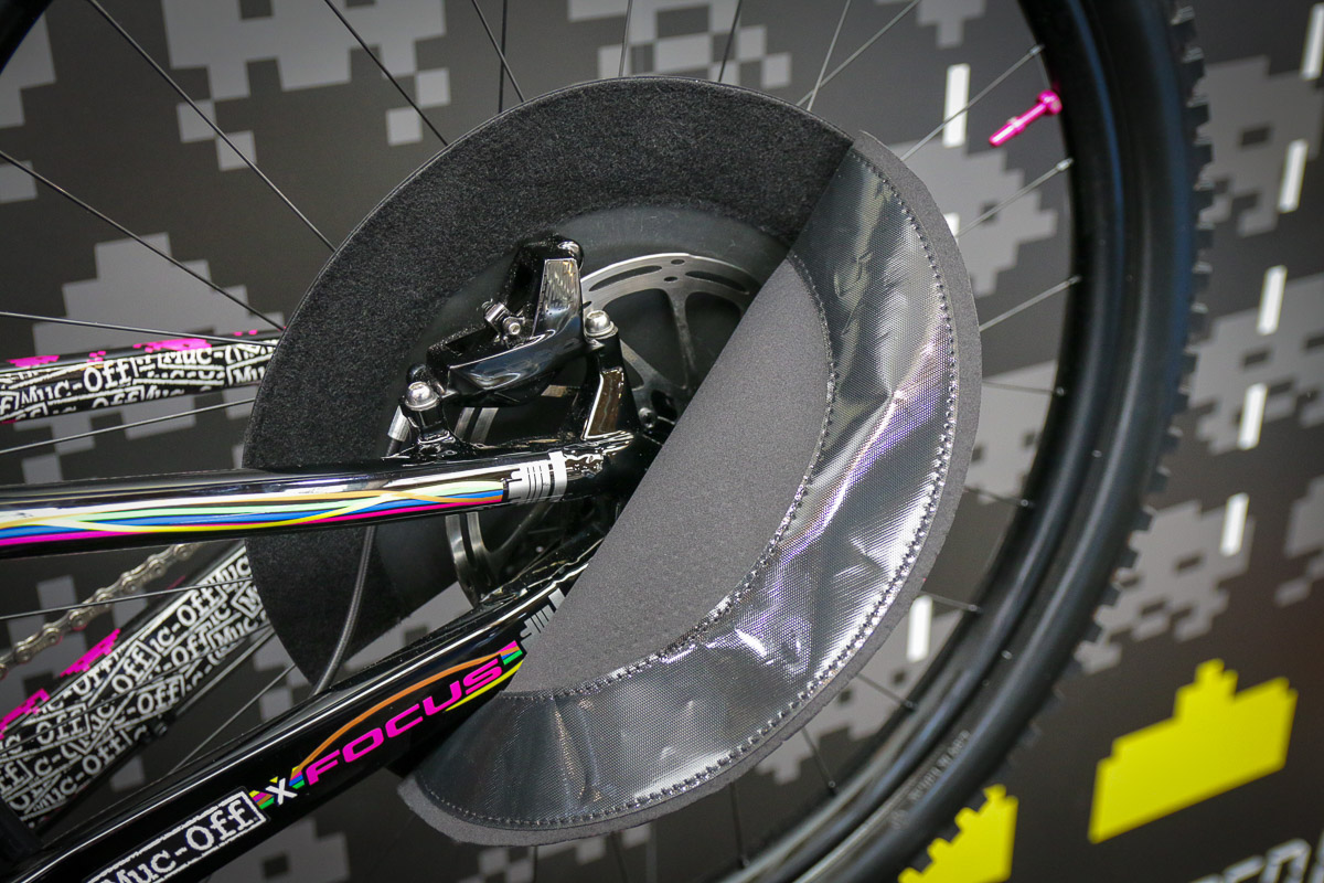 Muc-Off introduces new lines of product for e-bikes, and stationary bikes and trainers?