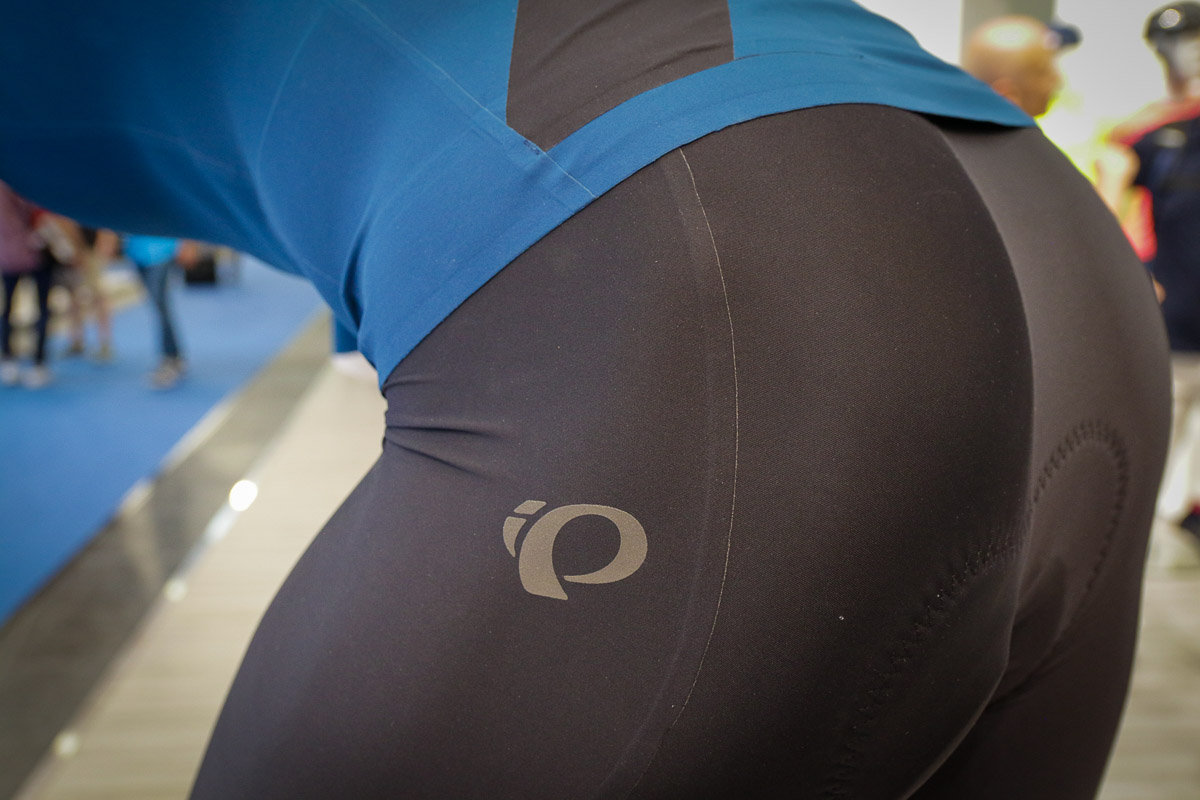 Pearl Izumi Black collection sheds water w/ breathable PI Dry tech, improves fit, more