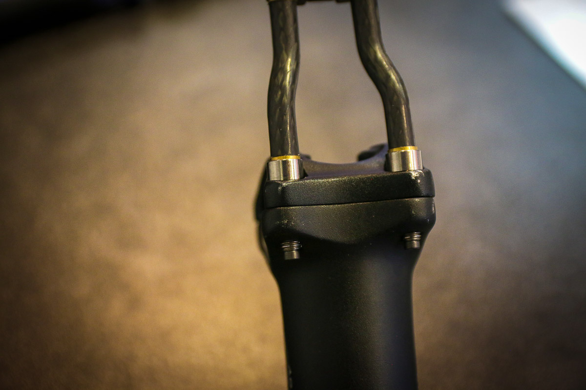 EB18: Sub 5g water bottle cage isn't even the lightest from Carbon Works