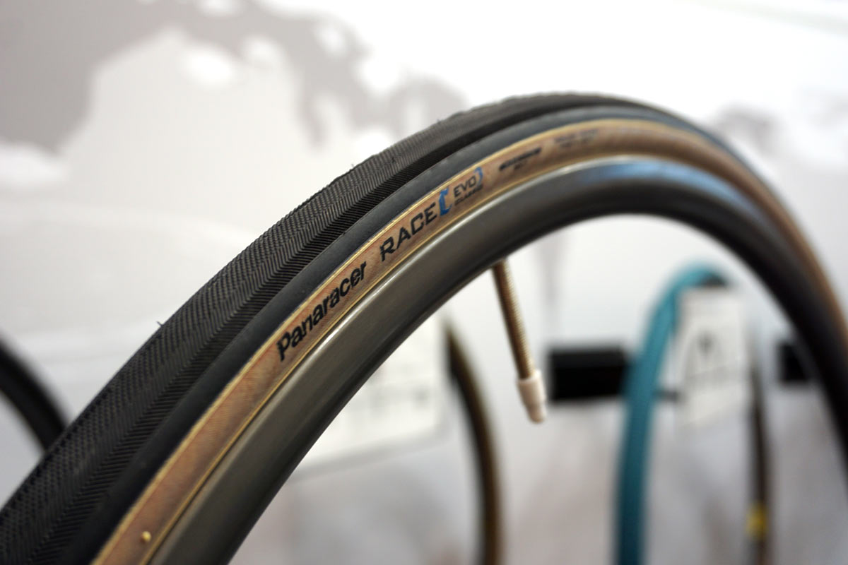 2019 Panaracer Road C wide road bike tire for racing with supple 120tpi casing
