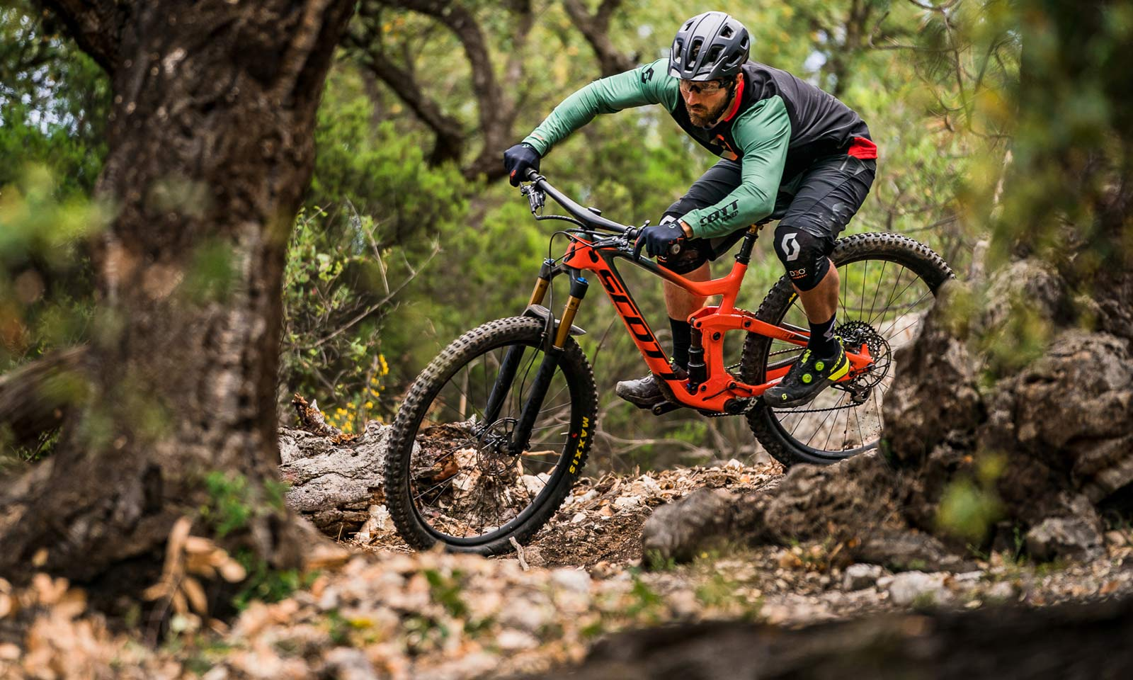 Best Long Travel 29er 2019 2019 Scott Ransom long travel enduro 29er (or 27.5) begs to be set