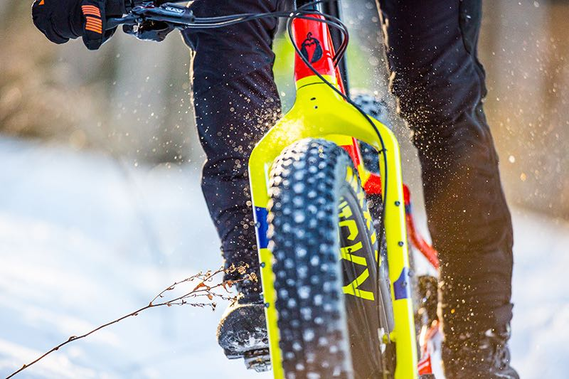 The 2019 Salsa Beargrease in all four models are available now through Salsa dealers.