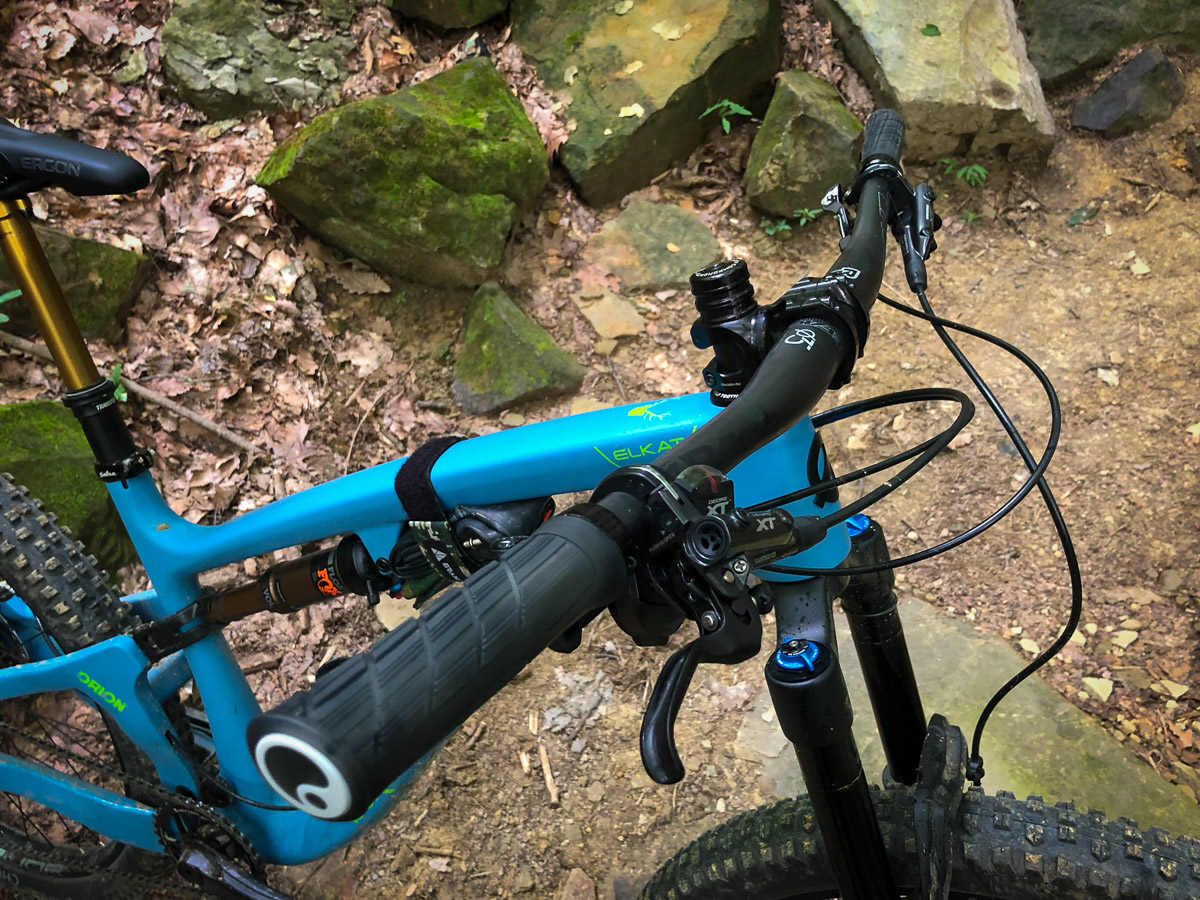 First Ride: Orion suspension exceeds expectations on new Esker Elkat
