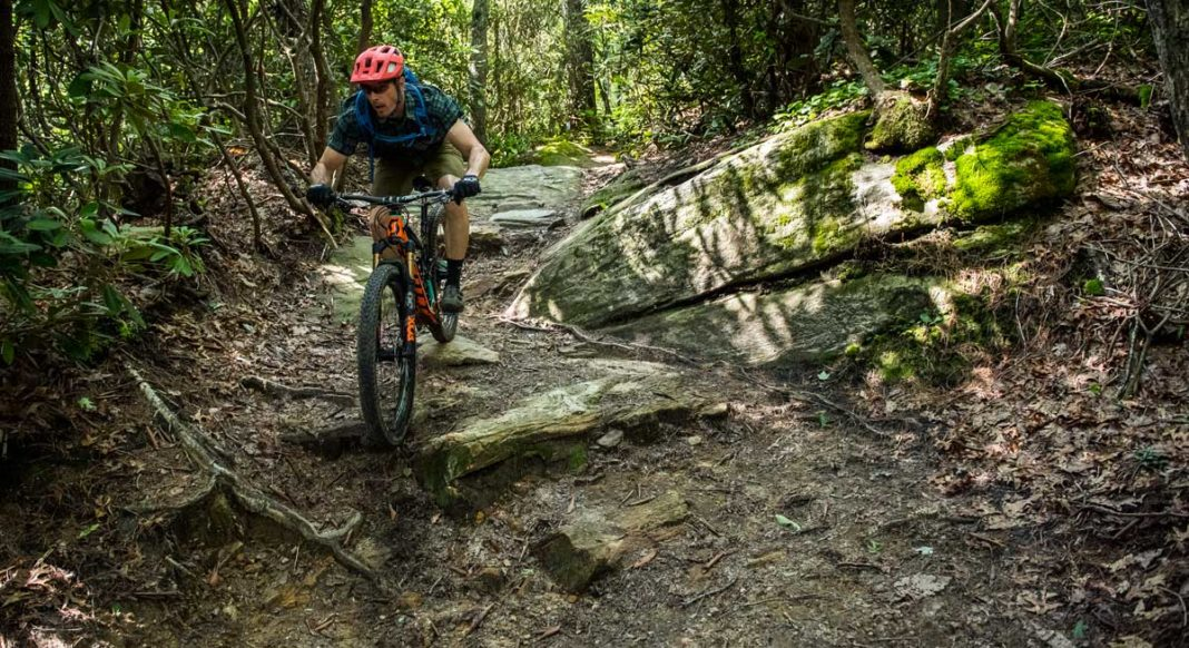 Fox Live Valve review - tested and ridden in Pisgah Forest for a full tech review