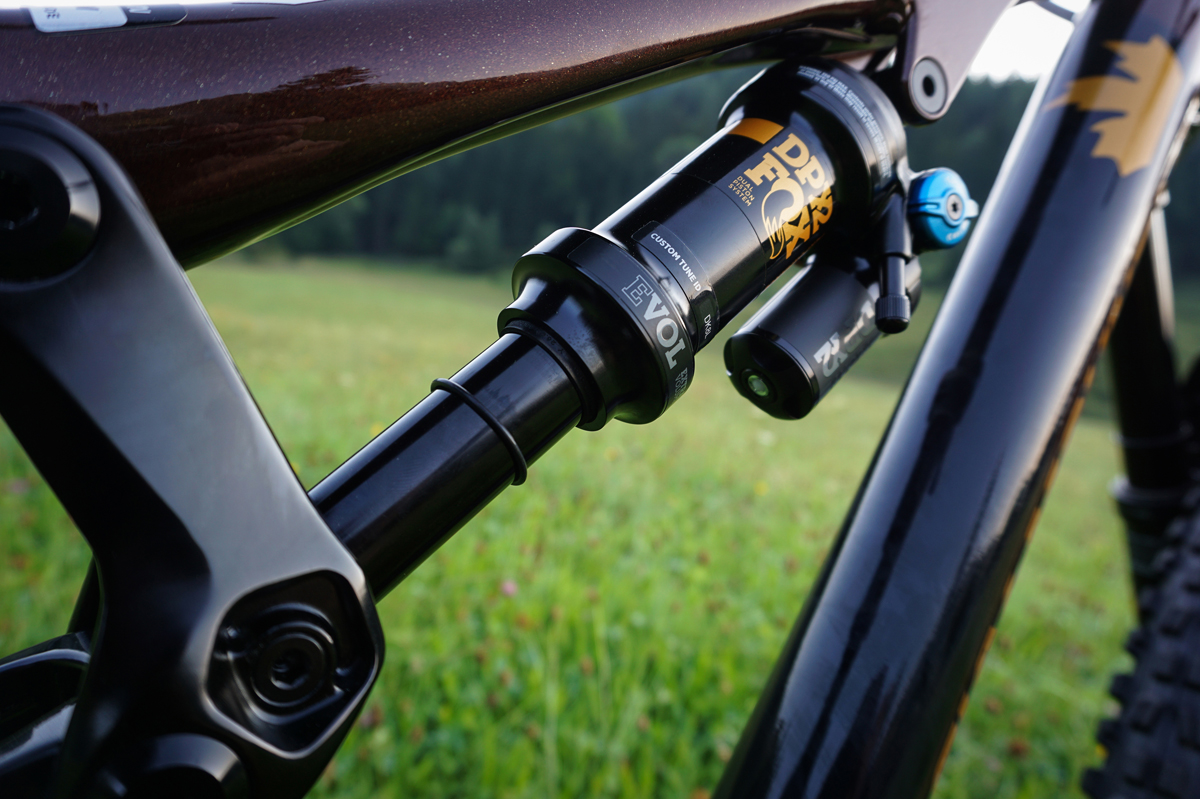 Rocky Mountain Instinct Alloy 50 BC Edition is their first in aluminum