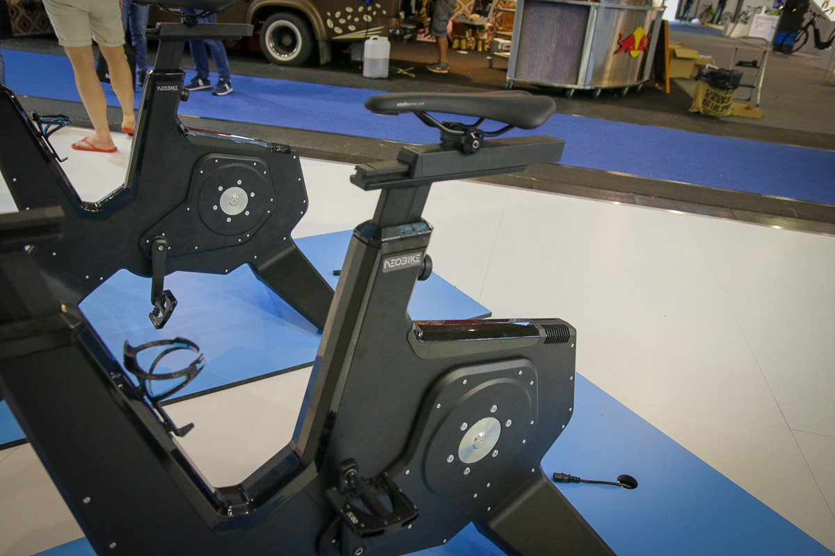 EB18: Tacx NEO Bike smart trainer is an all-in-one training solution