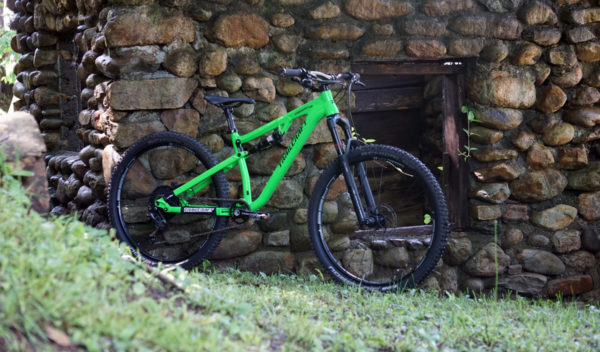 trailcraft maxwell 26-inch full suspension youth mountain bike long term review