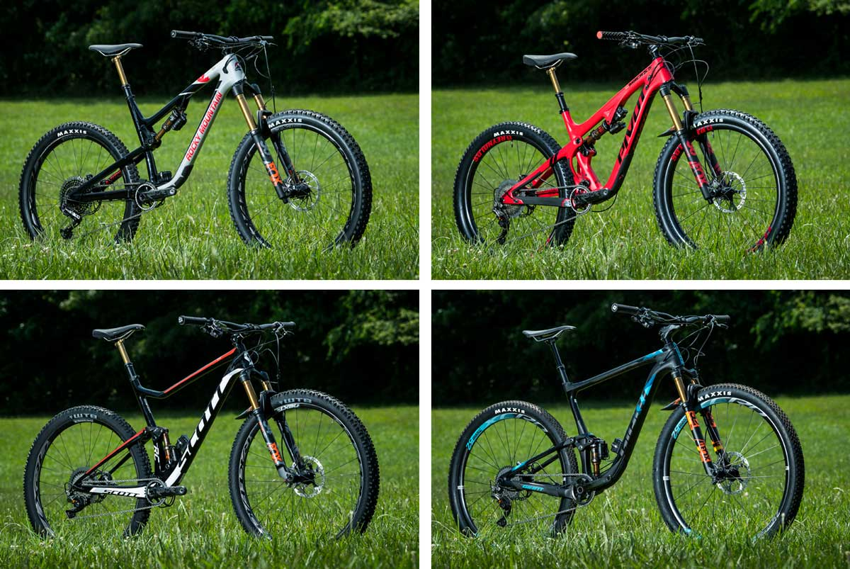 which bikes will Fox Live Valve come on