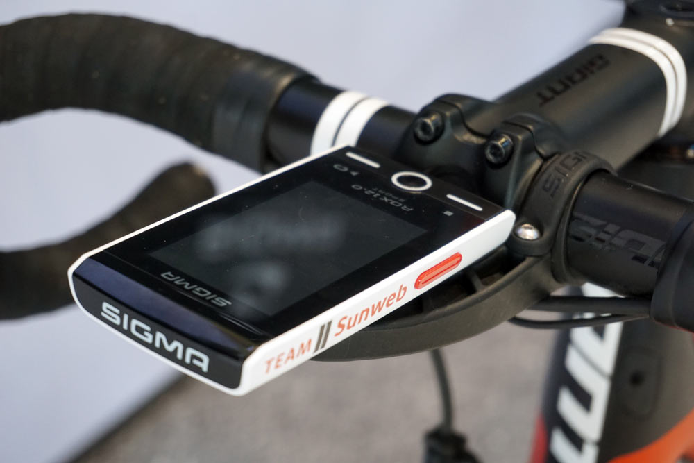sigma rox 12 is the biggest full color gps cycling computer on the market