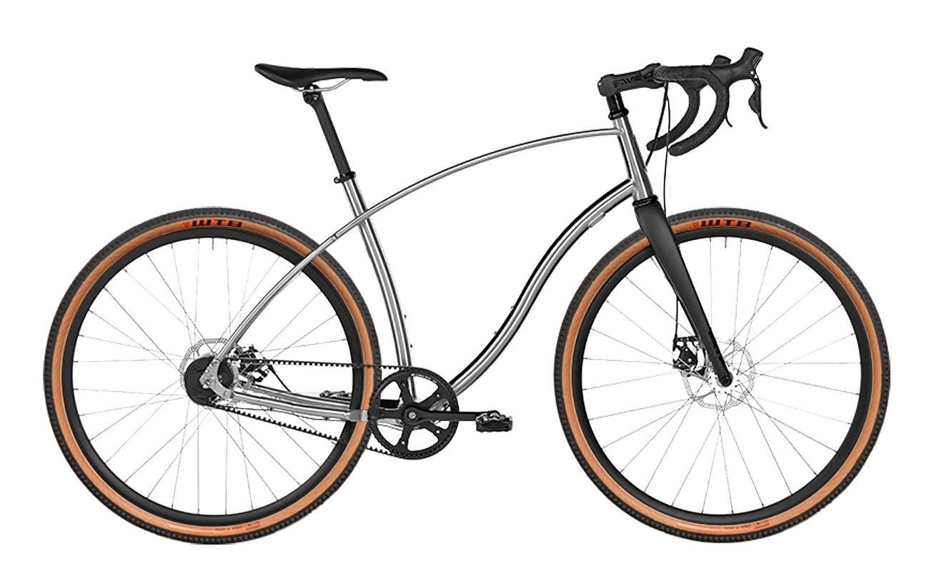 Budnitz Ø:G limited edition titanium gravel bike