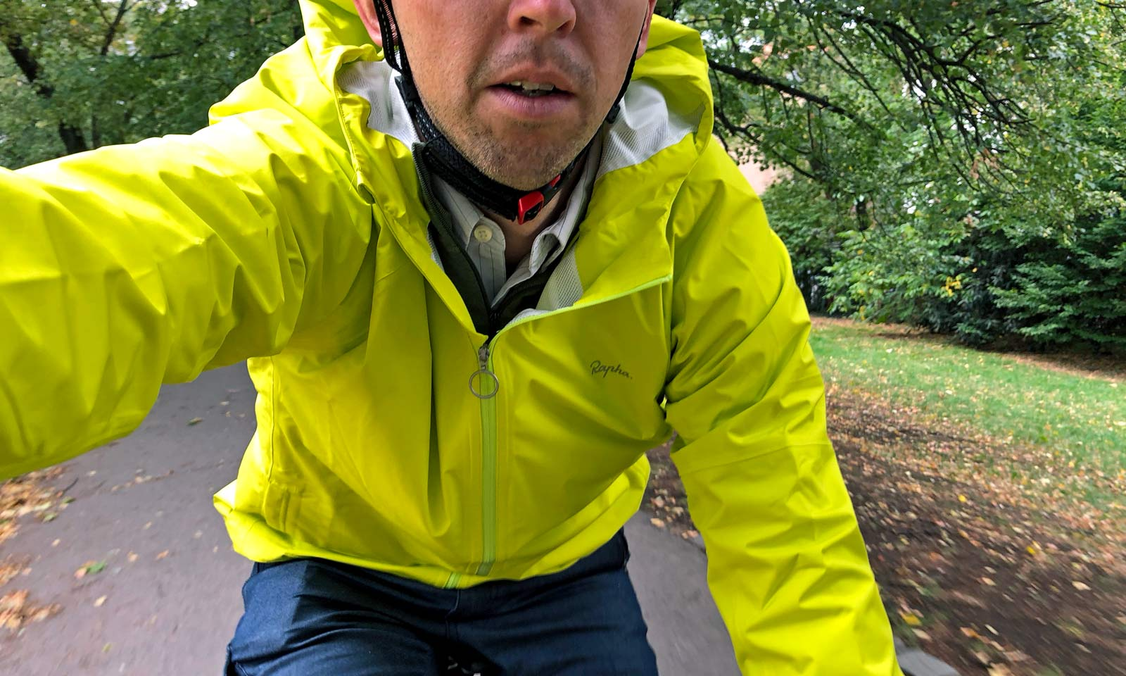 9ce8693af Rapha protects with bright Commuter Jackets, adds new CX racing Cross  Collection