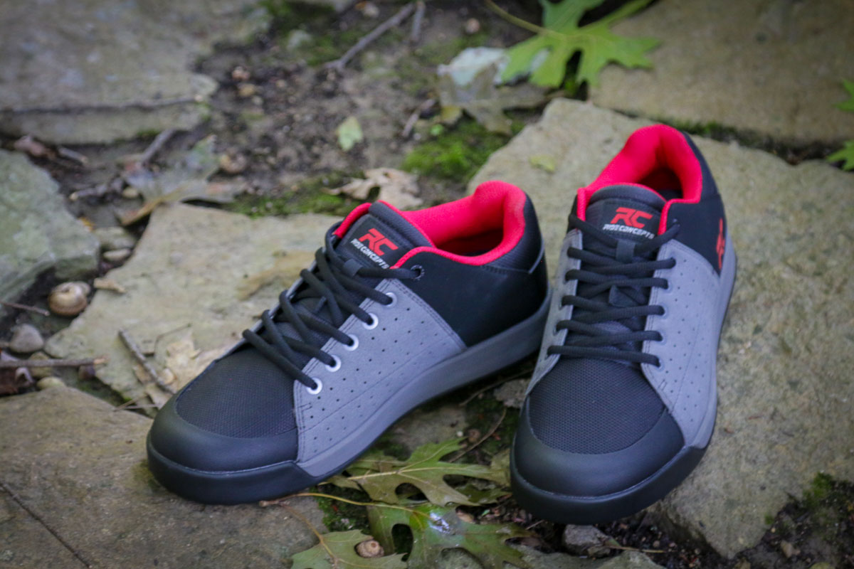Ride Concepts stomps the landing in new shoe line w/ D3O insoles & Rubber Kinetics