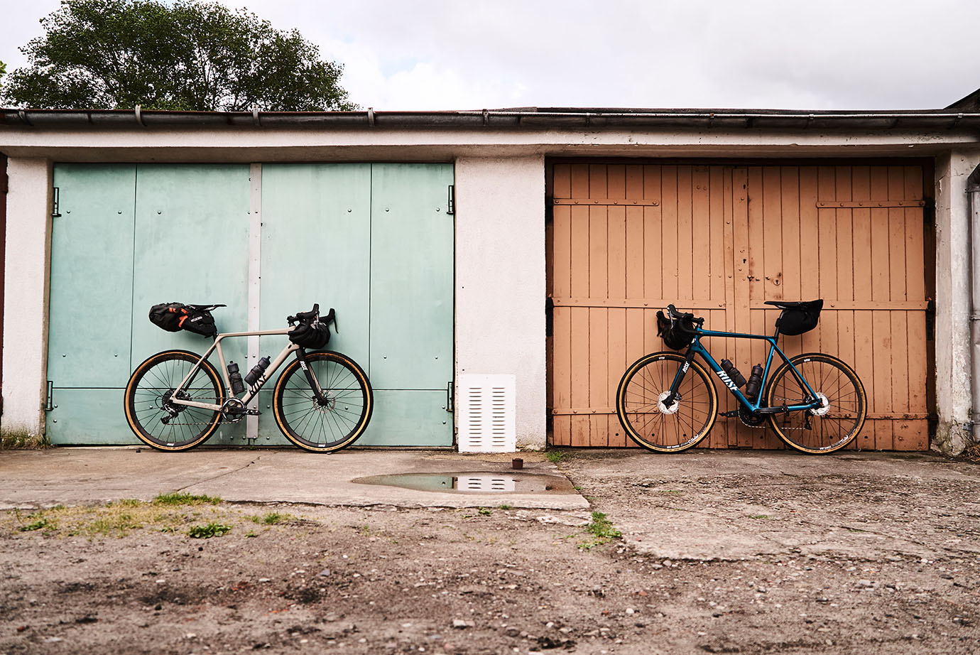 Rose takes the Backroad to gravel & unpaved adventures by bike
