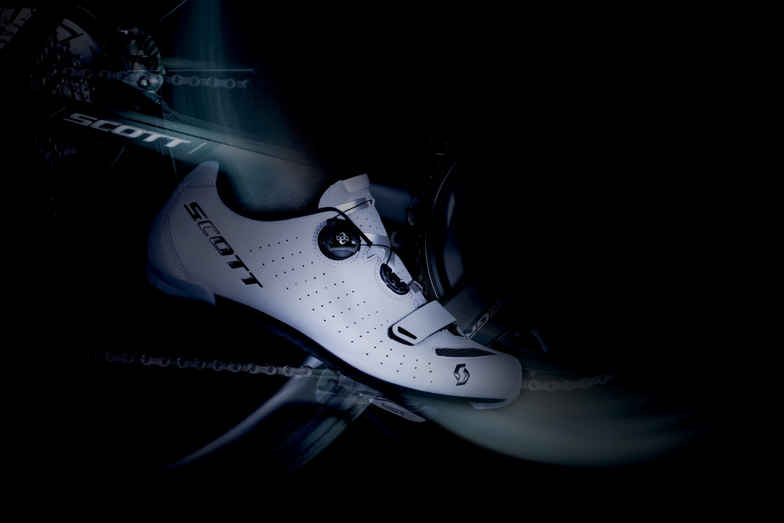 f7b5abf78484ab From Dusk Till Dawn  Scott adds entire reflective shoe collection for road    MTB