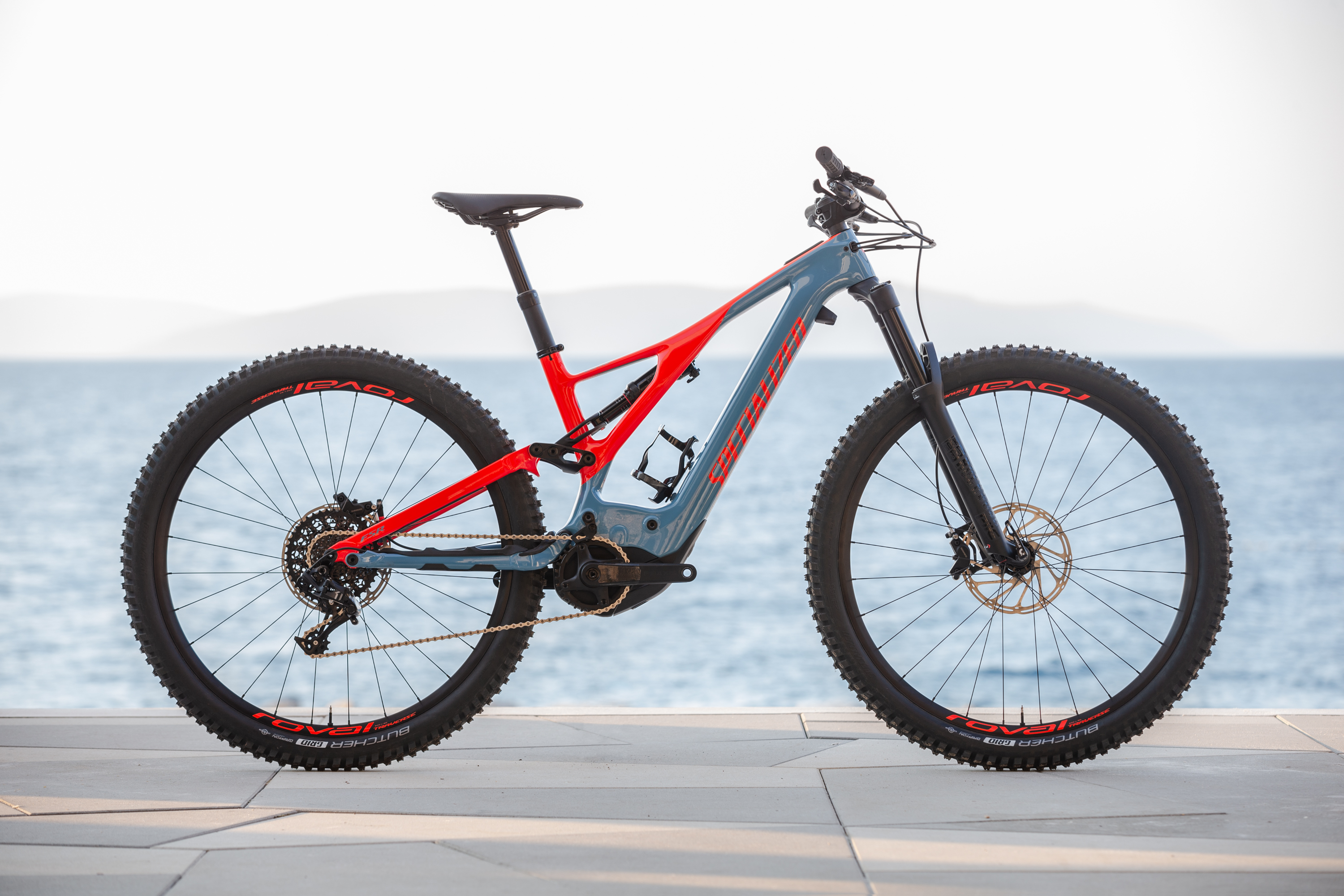 Specialized recharges Turbo Levo e-MTB w/ added range, power, less weight, more