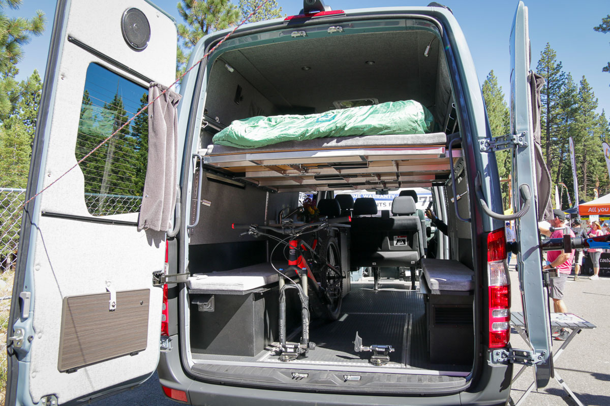 Vanlife Adventure Wagon Moab Elevator Is The Sprinter Van