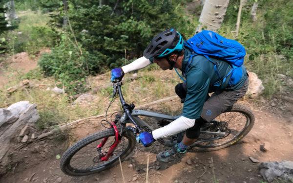 leatt dbx 2 trail mountain bike helmet review and actual weights