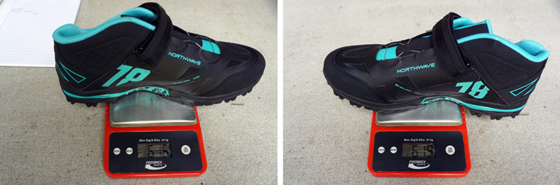 will lightweight cycling shoes make me faster or save energy