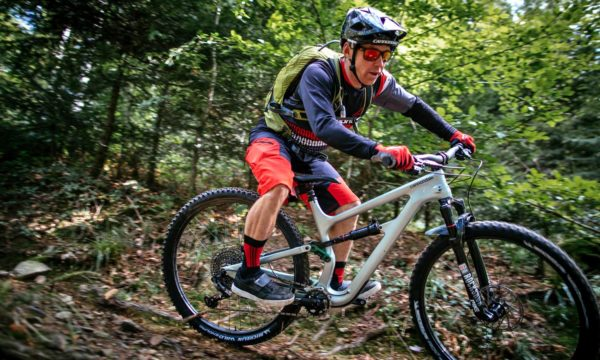 all-new 2019 Cannondale Habit 130mm 29er trail mountain bike