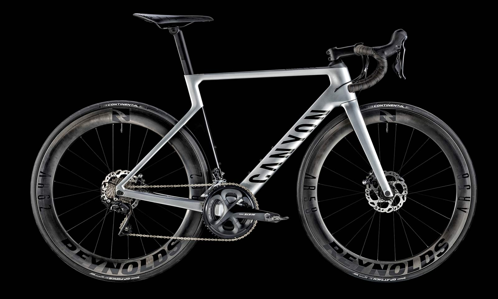 2019 Canyon Aeroad CF SL affordable carbon race-ready trickle down carbon aero bikes