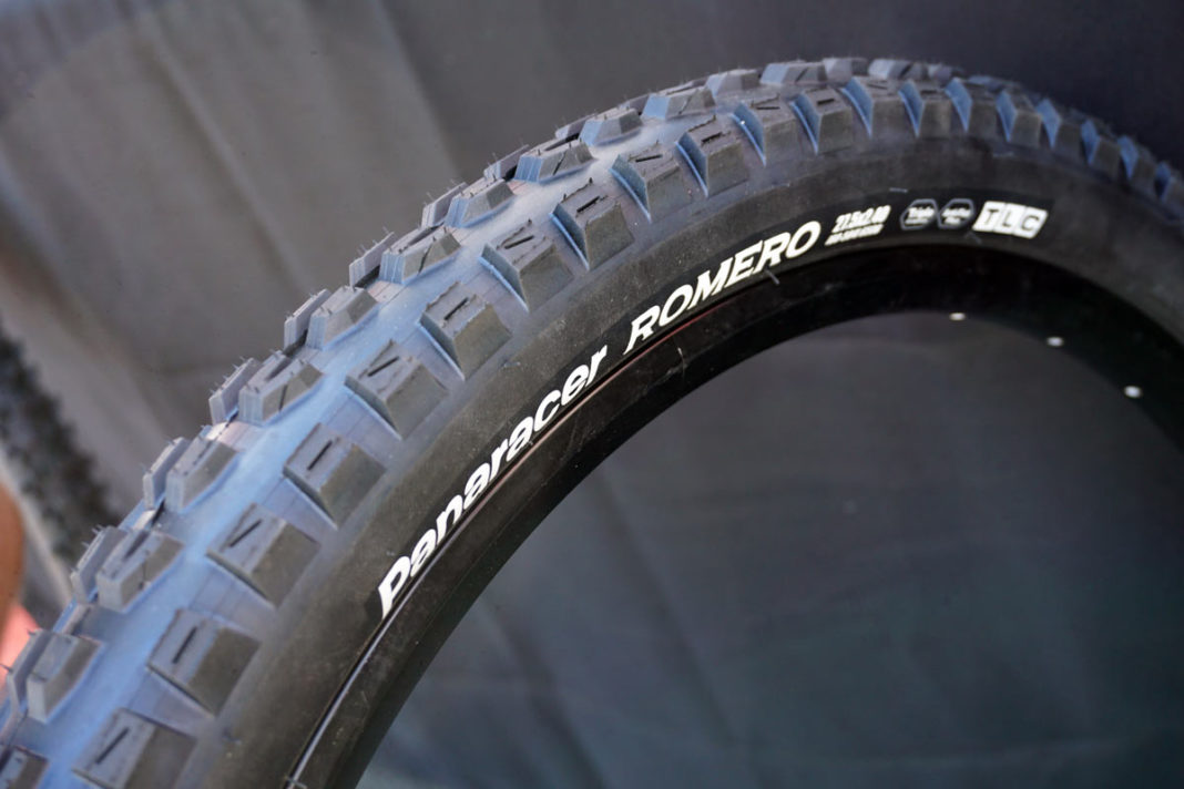 Panaracer Romero all conditions enduro mountain bike tire