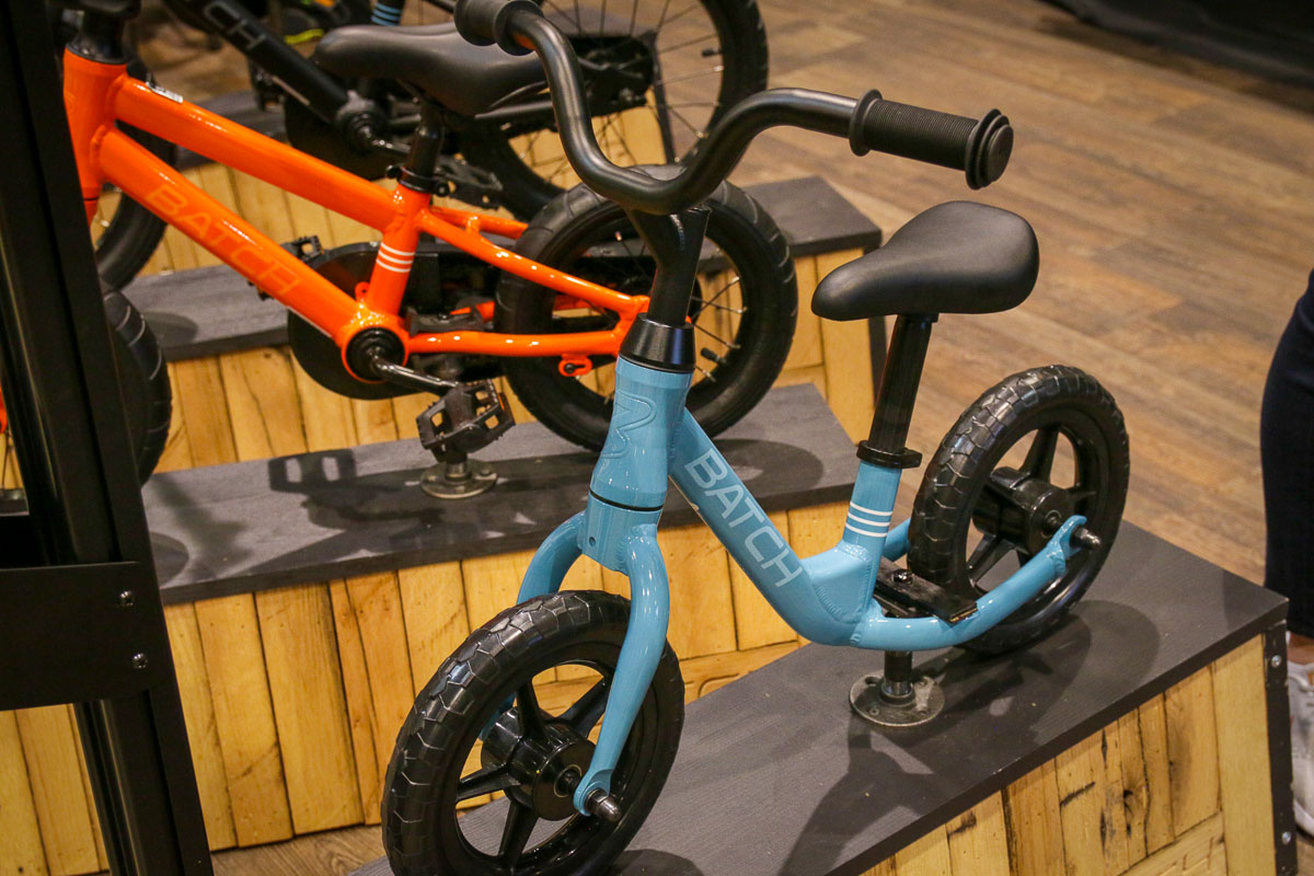 Batch Bicycles whips up a new option for affordable bikes for kids & adults