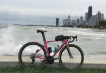 bikerumor pic of the day cycling the chicago lakefront trail
