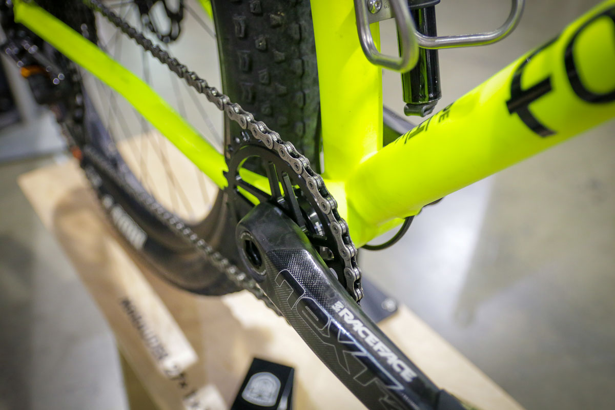 44 Bikes get longer and slacker with first Super Boost Single Speed?