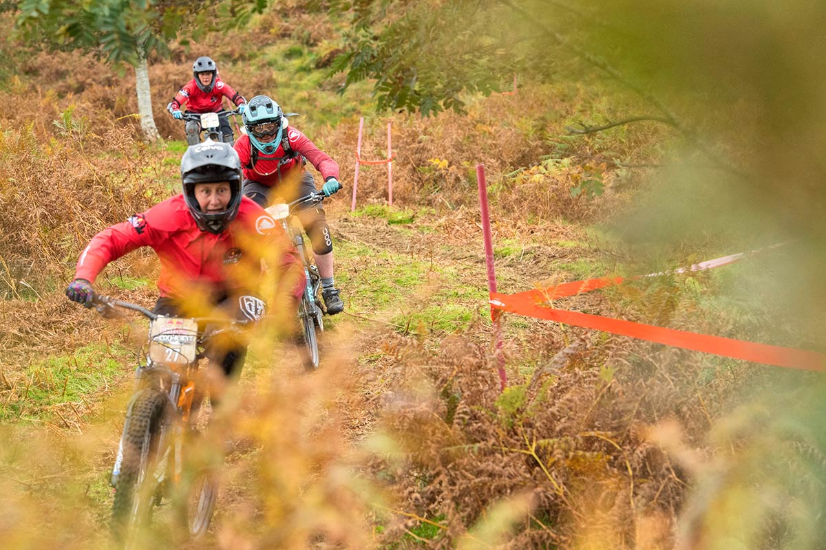 Red Bull Fox Hunt 2018 Machynlleth WALES RACHEL ATHERTON