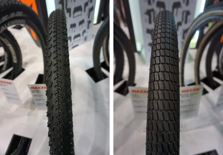 Maxxis limited edition tires for Chinese market and Cannondale OEM
