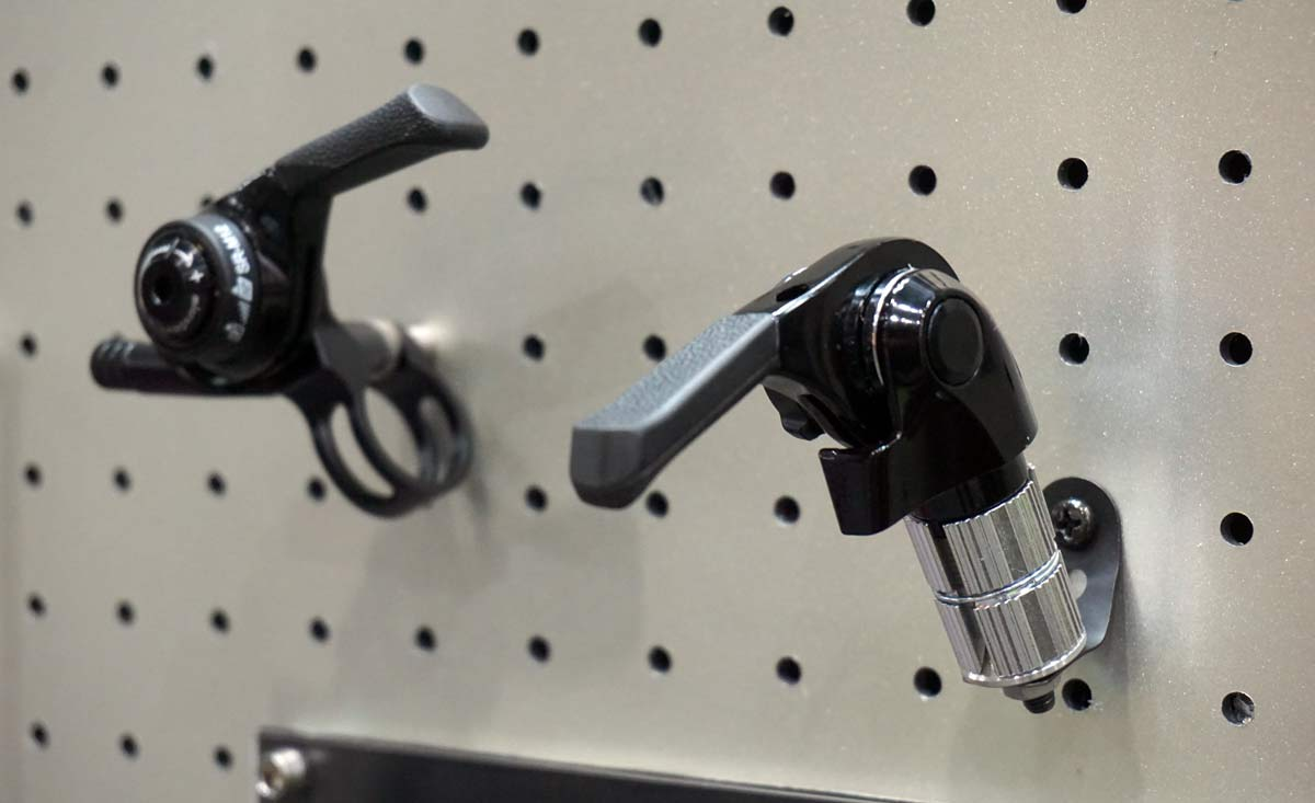 NEW Microshift 10-Speed MTN Bar End Shift Levers