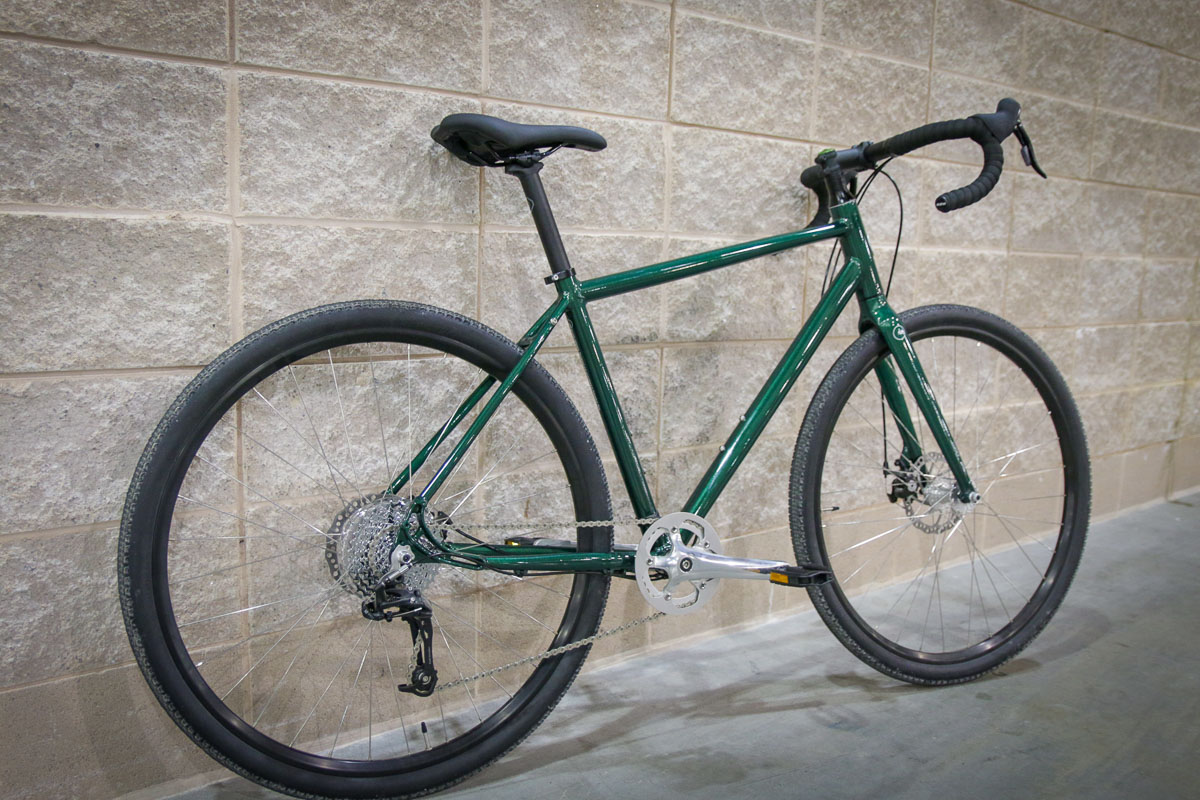 Roll: Bicycle Company adds affordable drop bar build w/ new AR:1