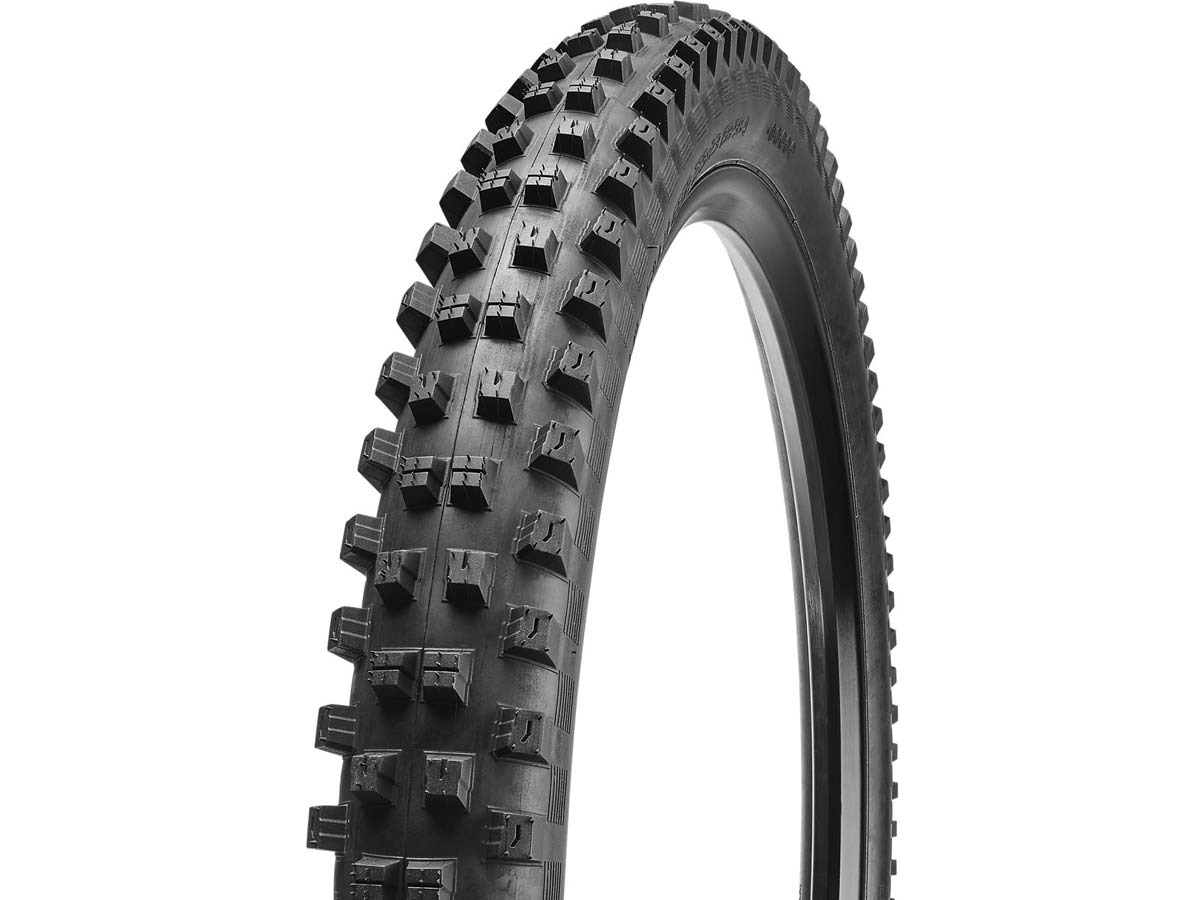 Specialized BLCK DMND enduro and downhill race tires