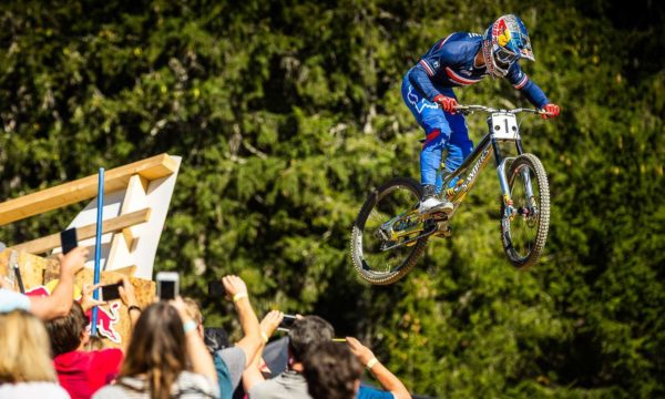 Specialized BLCK DMND enduro and downhill race tires Loic Bruni