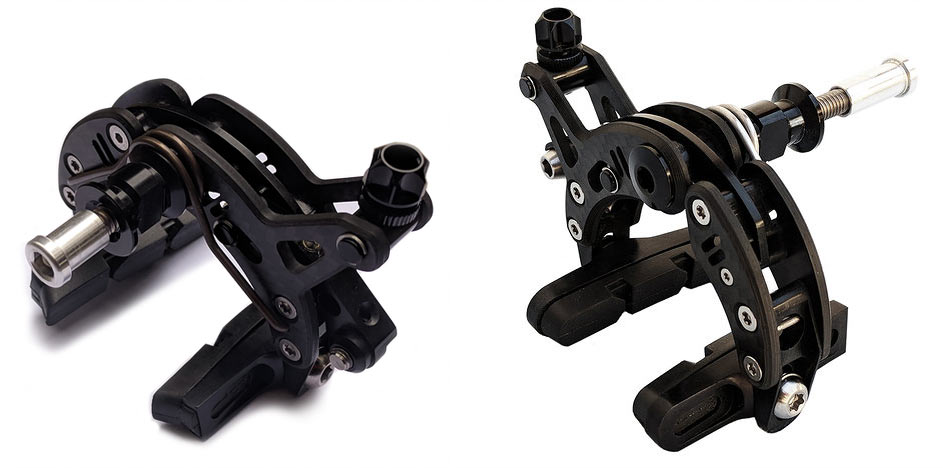 ciamillo lekki8 are the lightest brake calipers in the world for weight weenie road bikes