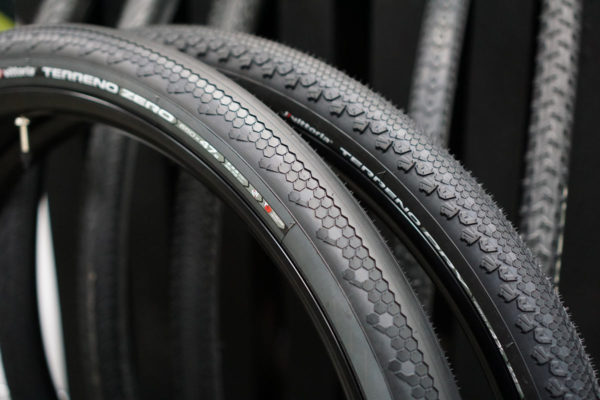 2019 Vittoria Terreno Dry gravel and XC mountain bike tires offer fast rolling low profile tread pattern for smooth dry hardpack conditions