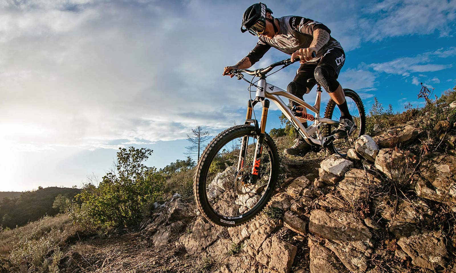 a31a2a07f80 YT brushes up limited edition raw alloy Capra 27 AL enduro bike for Black  Friday